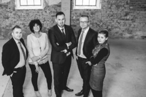Business Portrait Gruppe