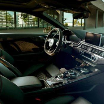 Audi RS5 Fahrzeug Innenbereich