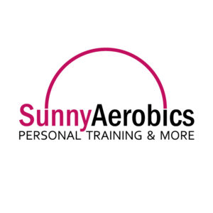 Sunny Aerobics Logo Design Grafik