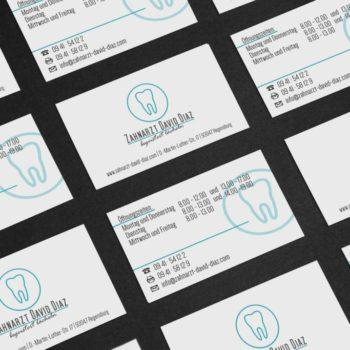 DanischDesign Visitenkarten