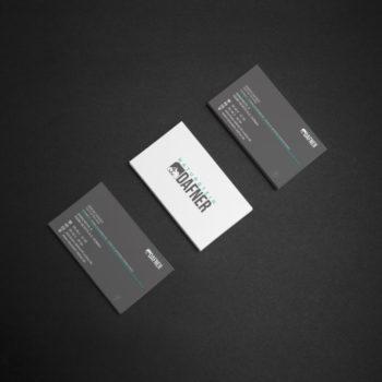DanischDesign Visitenkarten Firmen Logo