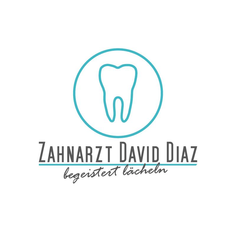Zahnarzt David Diaz Logo