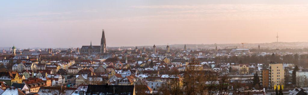 Skyline Fotograf Regensburg