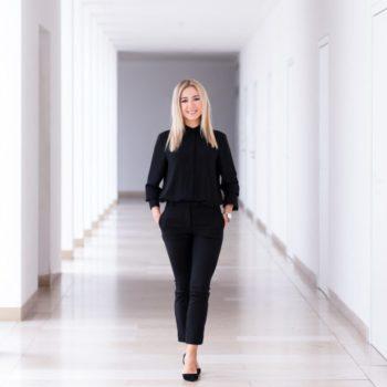 Business Portrait Frau2
