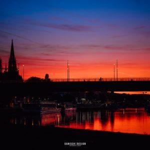 Danisch Design Regensburg Skyline