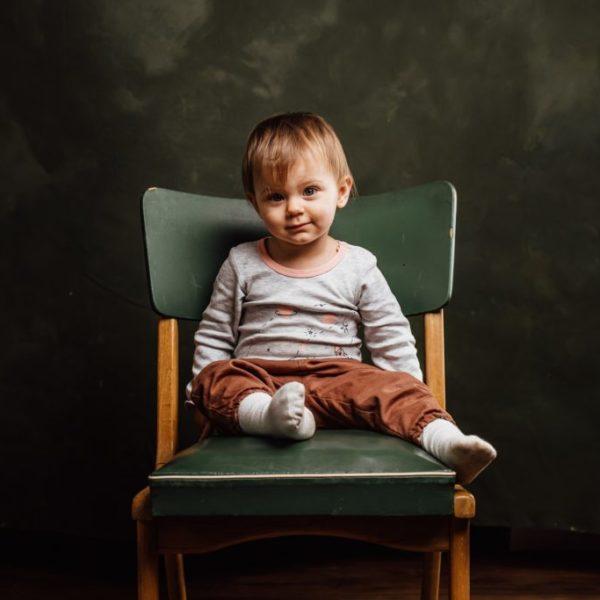 Kind - Vintage - Stuhl