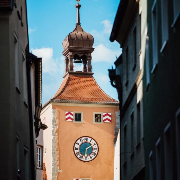 Brückturm Regensburg
