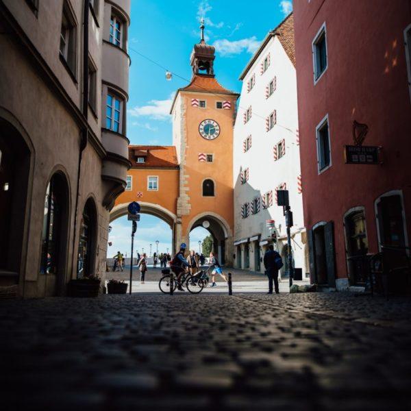 Brückturm Regensburg2
