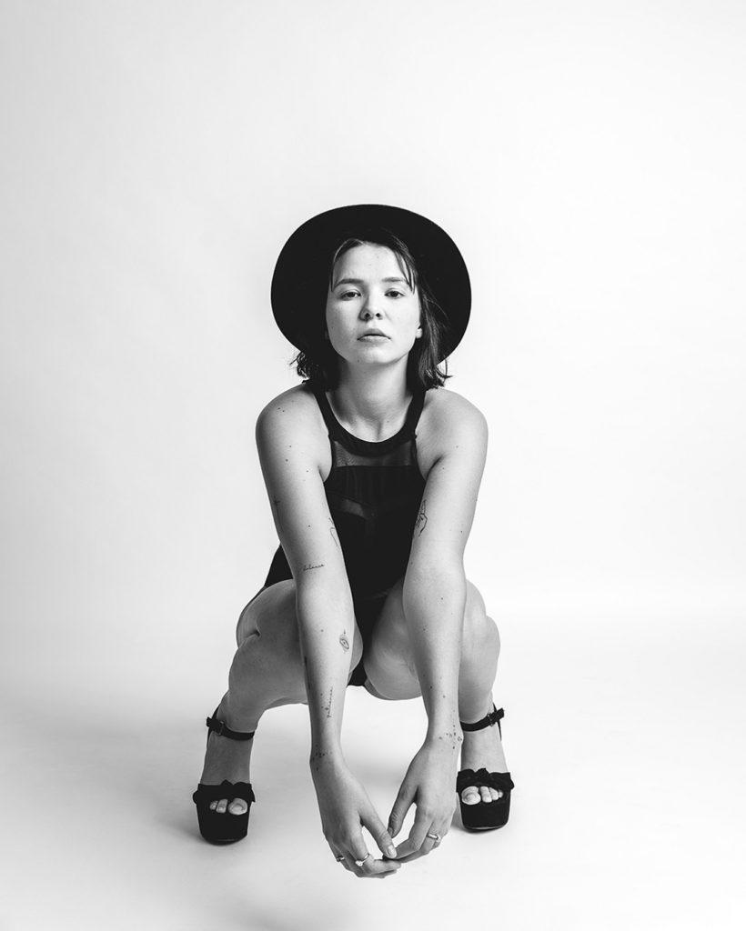 Model Stefanie Seitz - Fashion Fotograf