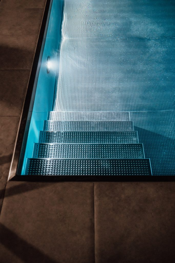 Pool Produkt Fotografie