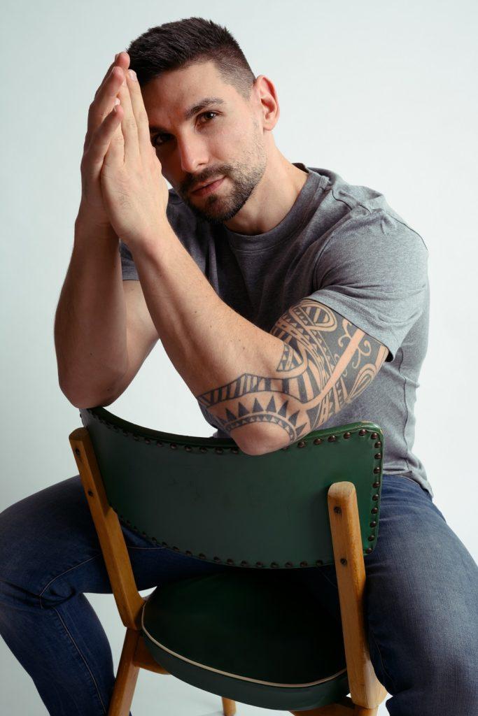 male model fashion fotograf