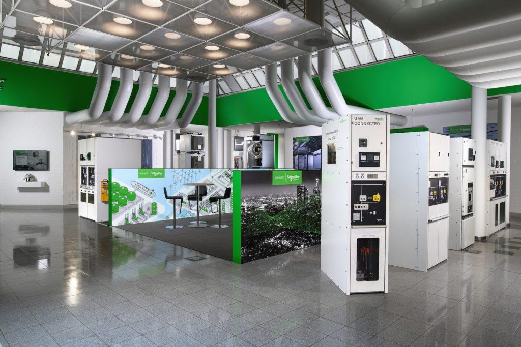 Schneider Electric -The Innovation Hub - Regensburg