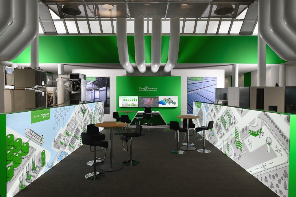 Schneider Electric -The Innovation Hub - Regensburg 2