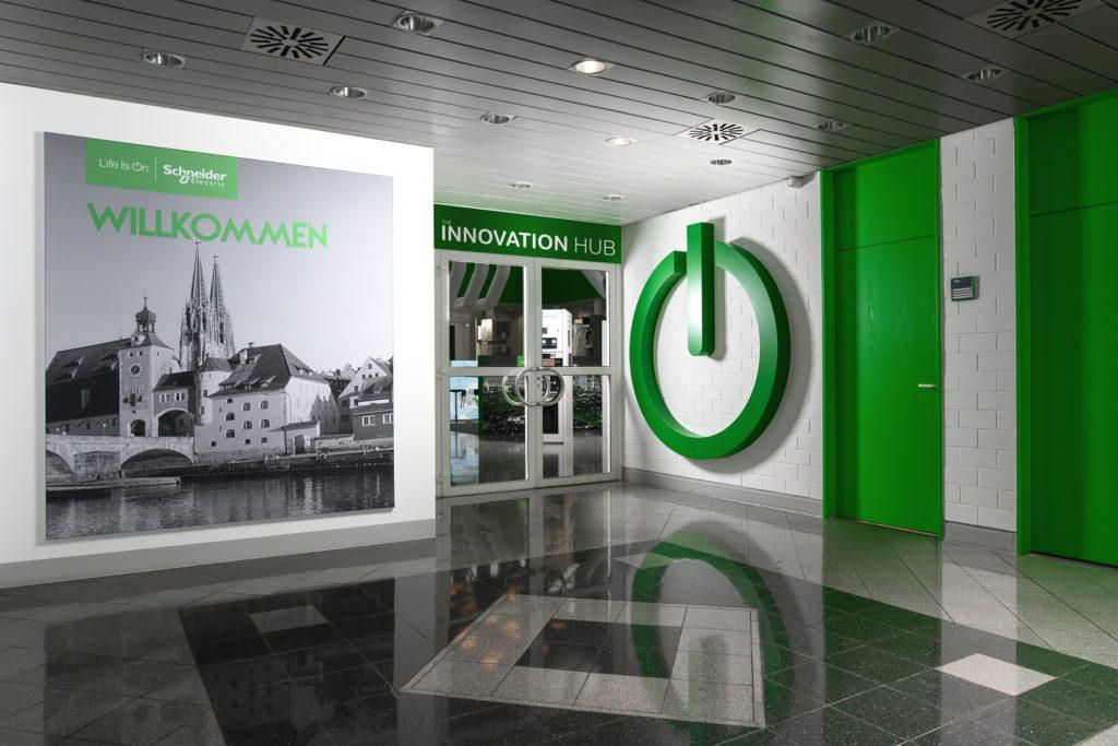 Schneider Electric -The Innovation Hub - Regensburg 3