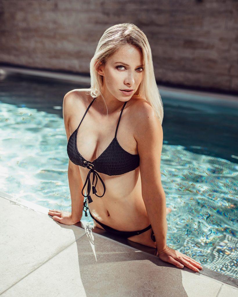 Shirin Kelly - Model - Portrait - DanischDesign