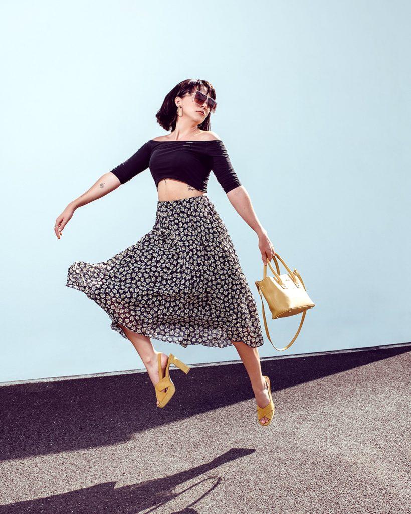 Stefanie Seitz - Casual chic fashion